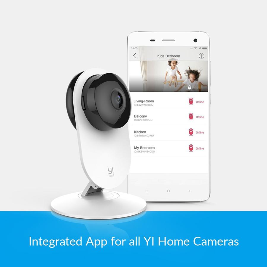XIAOMI YI 1080P HOME CAMERA | WayteQ Europe