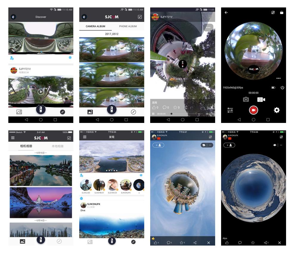 sjcam sj360vr kamera t13