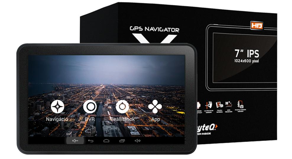 wayteq-x995 max android gps