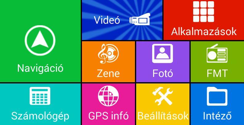 wayteq x995 GPS screenshot