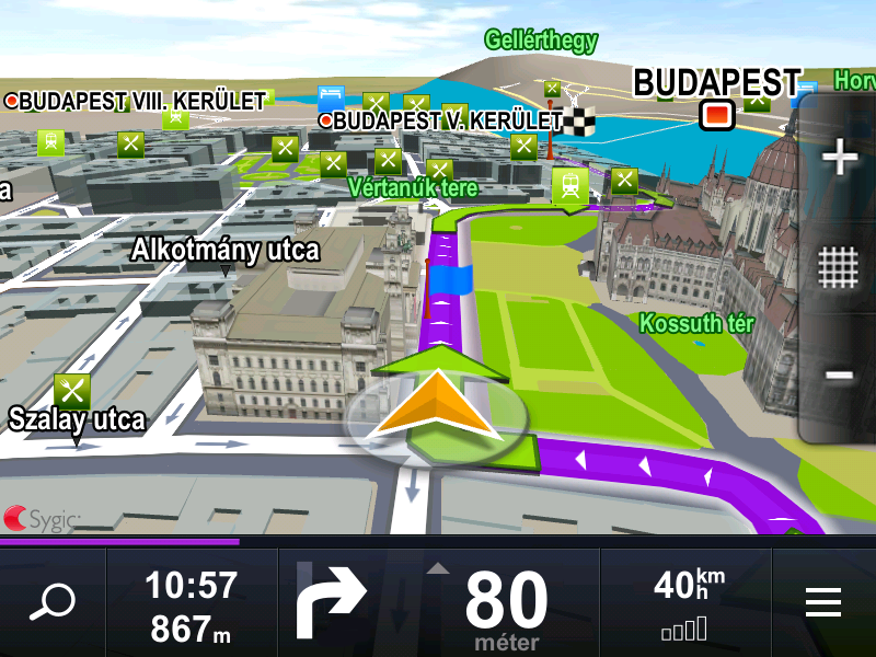 New Sygic Navigation Software For Gps Devices