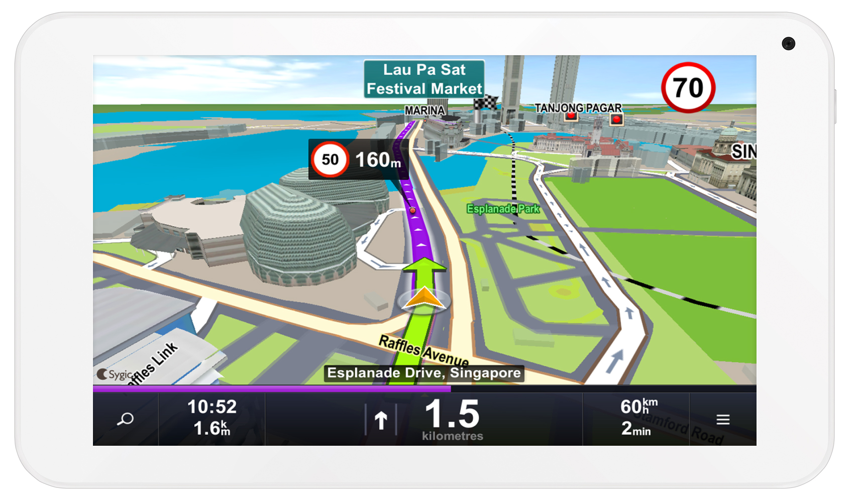 WayteQ XTAB 7Q GPS + Sygic 3D | WayteQ Europe
